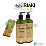 Dekiriaki Revitalising Hair & Scalp Shampoo 500mL x 2