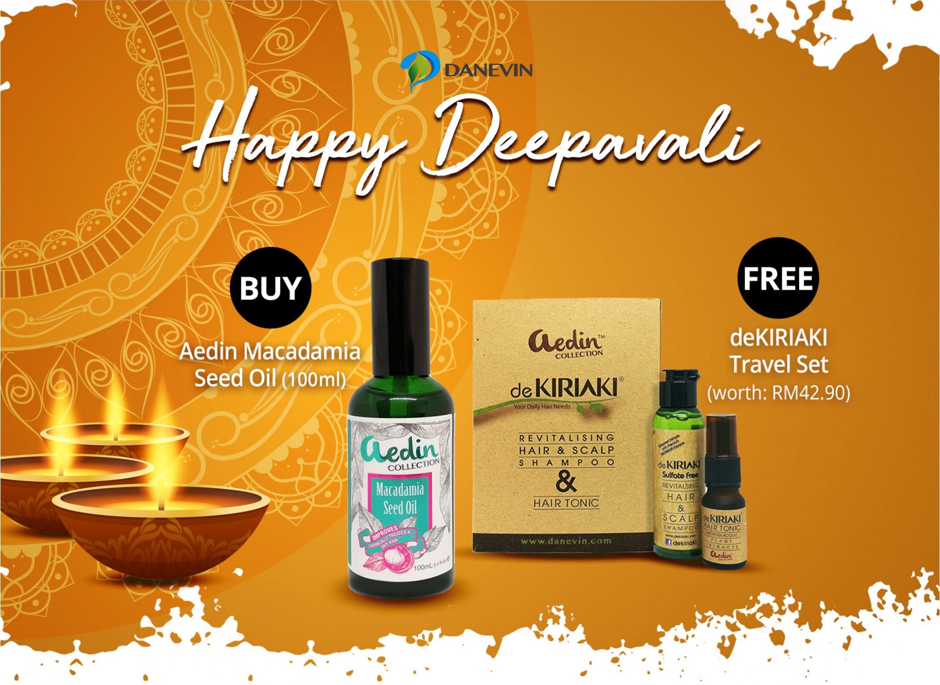 Deepavali Seed Oil